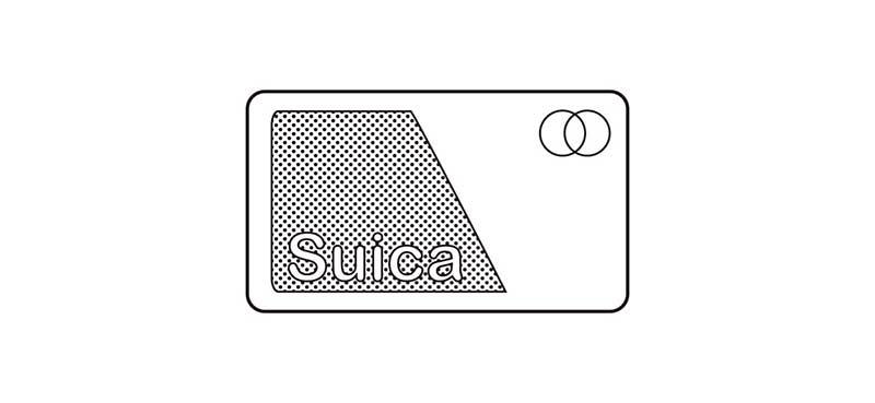 モバイルsuicaのイラスト