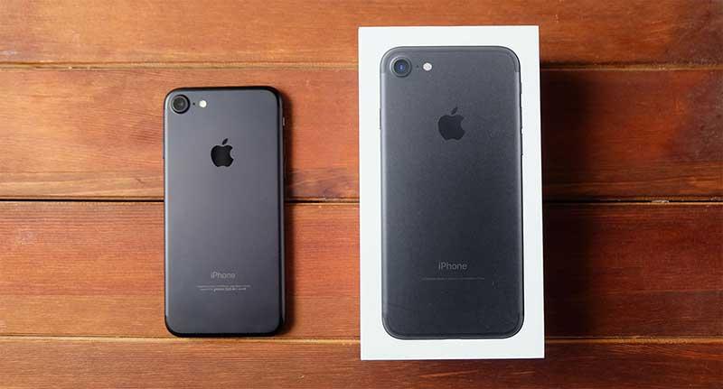 2019年購入したiPhone7