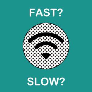 通信速度の目安トップ