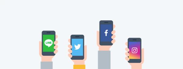 LINEモバイルのコミュニケーションフリープランイメージ