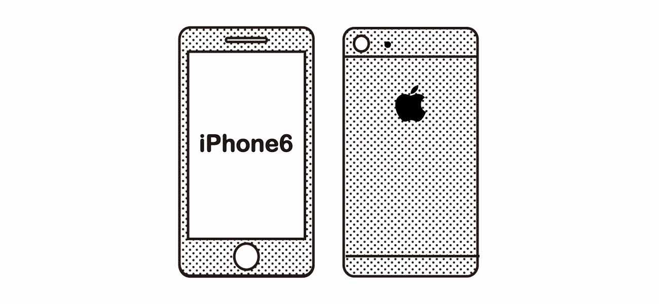 iPhone6のイメージ