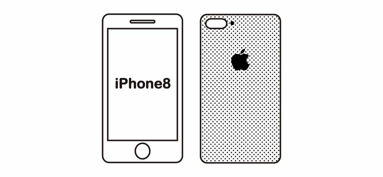 iPhone8のイメージ