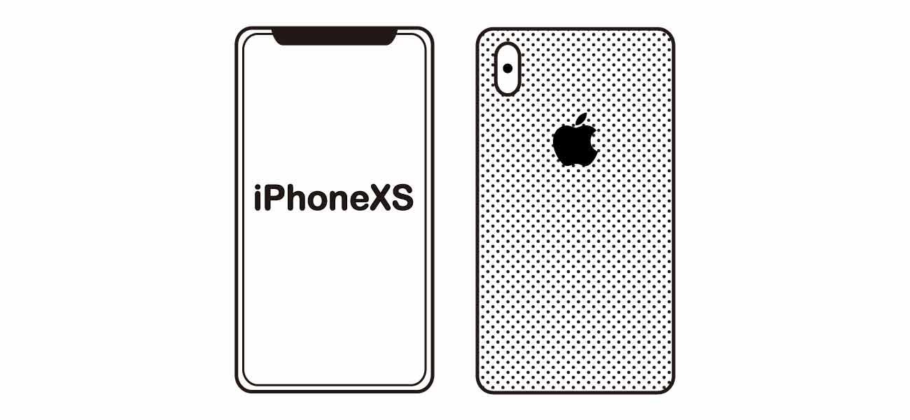 iPhoneXSのイメージ