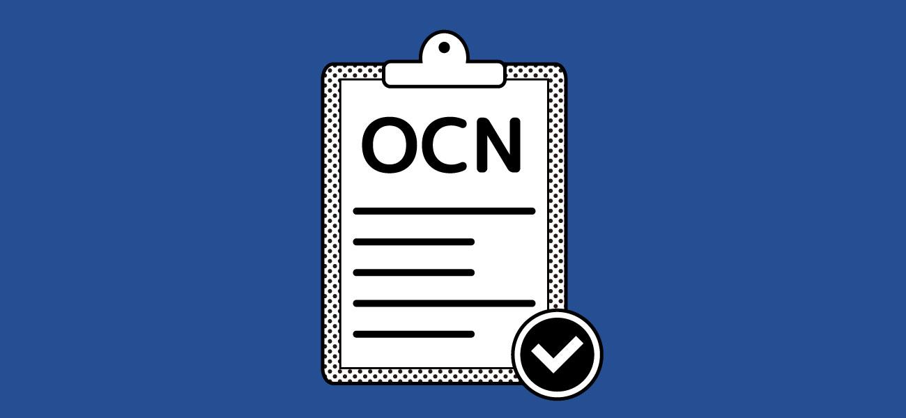OCNモバイルONEの審査イメージ