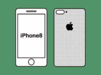 mineoでiPhone8を使う方法イメージ