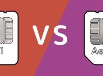 ワイモバイルとイオンモバイルの比較イメージ