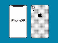BIGLOBEモバイル×iPhoneXRのイメージ