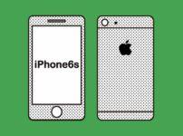 LINEモバイル×iPhone6sのイメージ