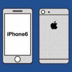 OCNモバイルONE×iPone6のイメージ
