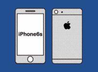 OCNモバイルONE×iPhone6sのイメージ