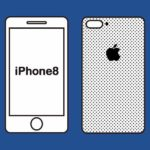 OCNモバイルONE×iPhone8のイメージ