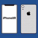 OCNモバイルONE×iPhoneXRのイメージ