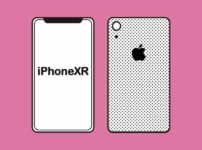UQモバイル×iPhoneXRのイメージ
