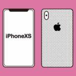 UQモバイル×iPhoneXSのイメージ